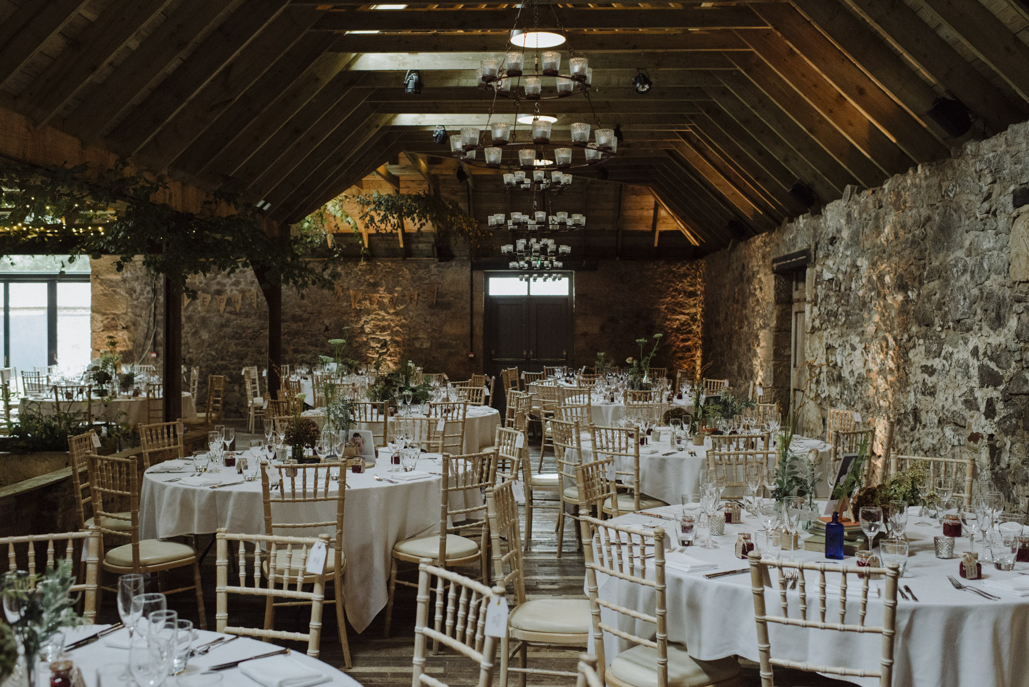 The Byre at Inchyra  Perthshire Scotland event  wedding barn  place weddings perthshire