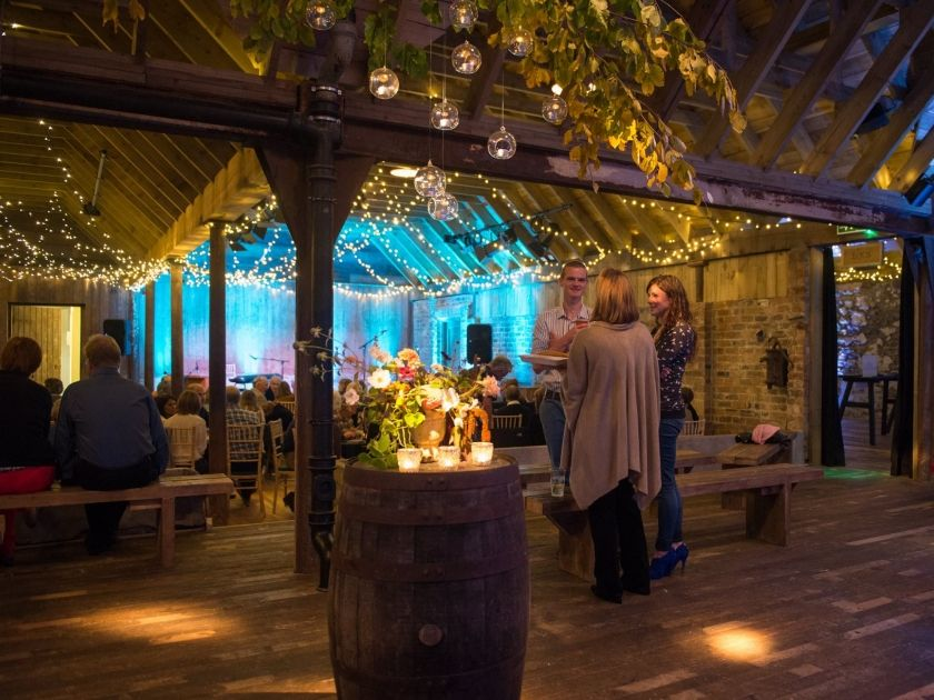 The Byre at Inchyra  Perthshire Scotland event  wedding barn  event venue perthshire  party barn hire