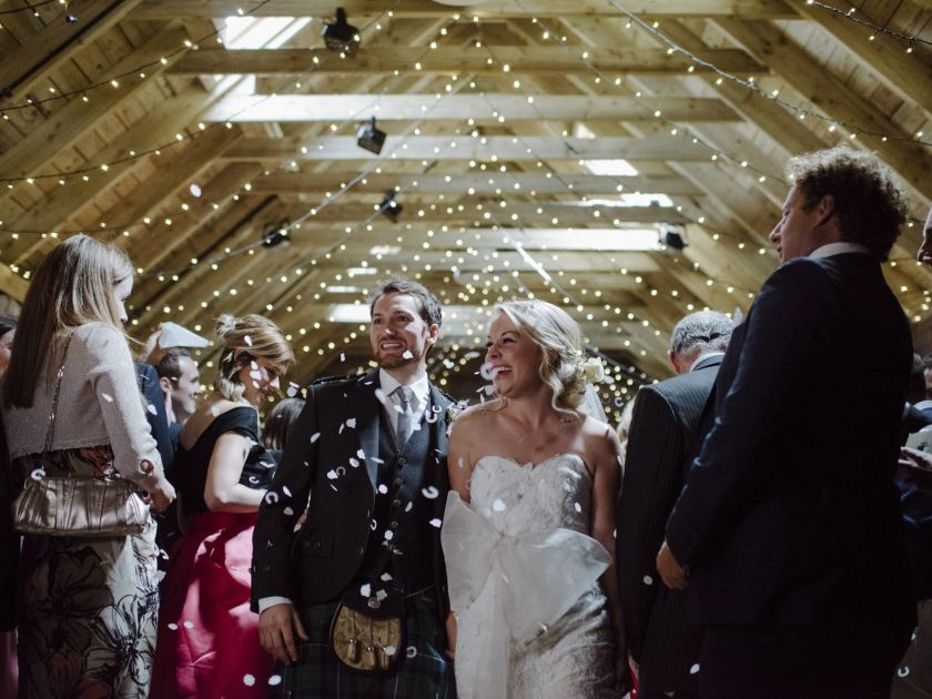 The Byre at Inchyra  Perthshire Scotland event  wedding barn  weddings barn scotland  carly colin