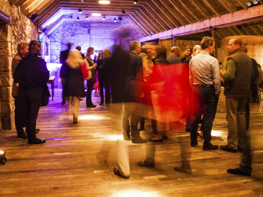 The Byre at Inchyra  Perthshire Scotland event  wedding barn  about venue scotland  inchyra arts club