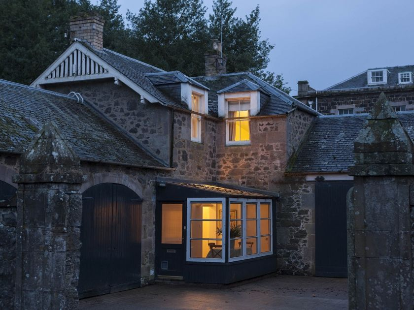 The Byre at Inchyra  Perthshire Scotland event  wedding barn  place weddings perthshire  stable cottage