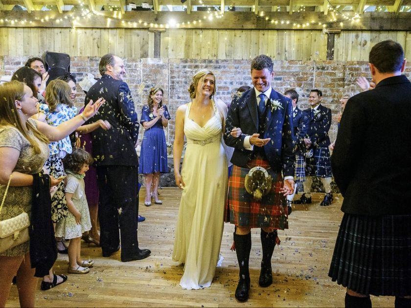 The Byre at Inchyra  Perthshire Scotland event  wedding barn  weddings barn scotland  ceremony